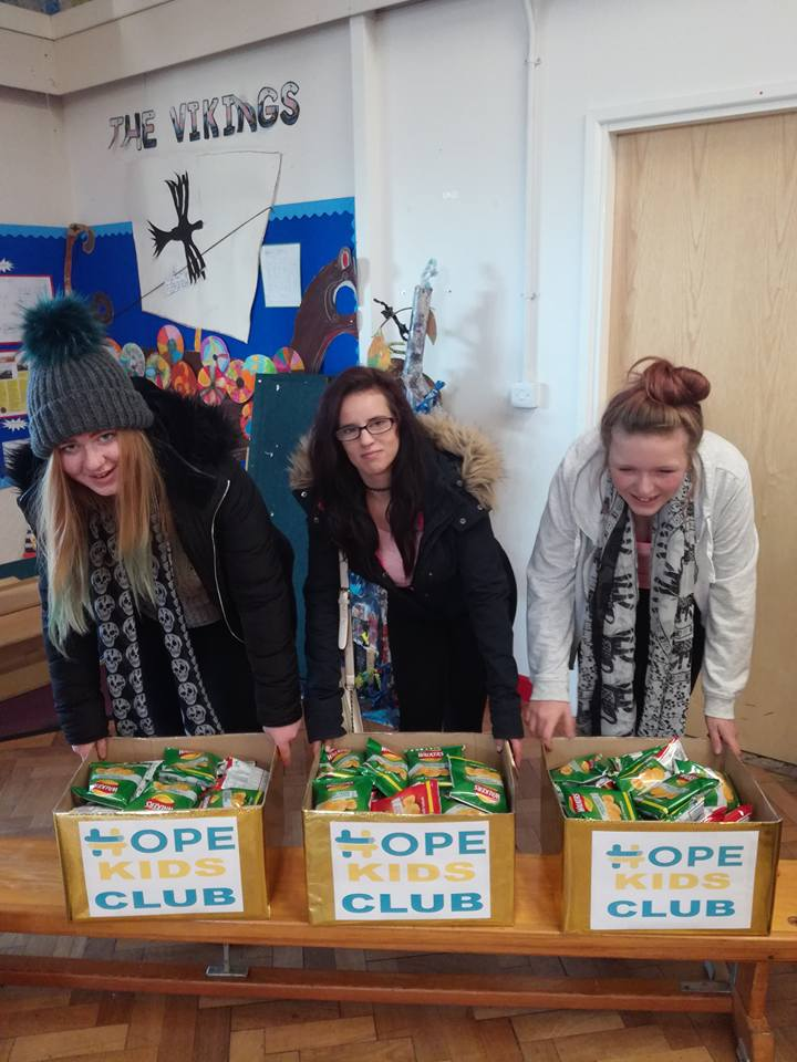 Hope House Activities